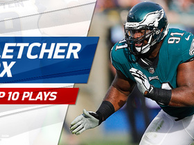 Watch: Top 10 Fletcher Cox plays | 2017 season