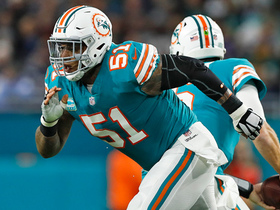 Watch: Mike Pouncey visiting Chargers over the weekend