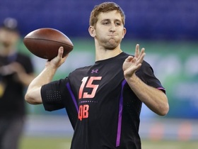 Watch: Kyle Brandt makes case for Browns to draft Josh Rosen at No. 1