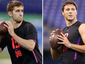 Watch: Kyle Brandt: Browns will double dip with 'Josh' QBs