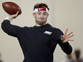 Watch: Kyle Brandt: Baker Mayfield is selling himself as a football player