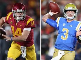 Watch: Is Sam Darnold a safer bet than Josh Rosen?