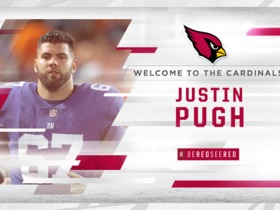 Watch: Justin Pugh Inks Five-Year Deal
