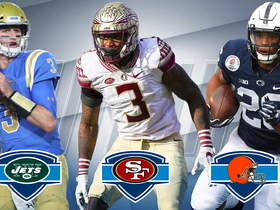Watch: Brooks Mock Draft 3.0: Projecting every first-round pick