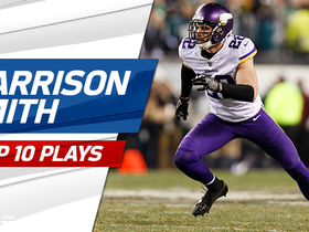 Watch: Top 10 Harrison Smith plays | 2017 season