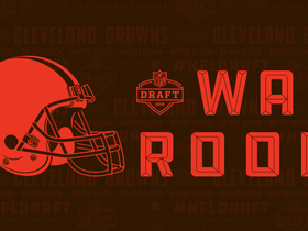 Watch: Browns' war room: Projecting every 2018 draft pick for Cleveland