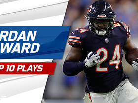 Watch: Top 10 Jordan Howard plays | 2017 season