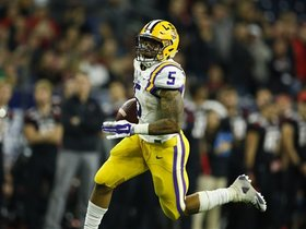 Watch: Is Derrius Guice the second best RB in the draft?