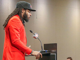 Watch: Sherman says he'll be back on the field by May or June