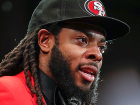 Watch: Sherman on Seahawks-49ers rivalry: 'I'll be at the center of it again'