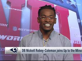 Watch: Nickell Robey-Coleman makes his Rams' sales pitch for Ndamukong Suh