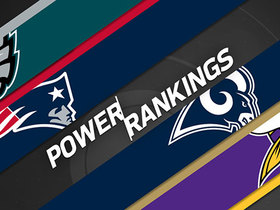 Watch: NFL Power Rankings: Free Agency