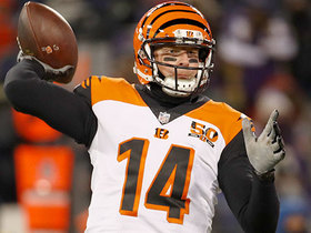 Casserly's draft advice to Bengals: 'Protect Andy' Dalton