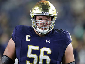 Watch: O'Hara: Quenton Nelson would allow Giants to 'close games out'