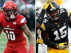 Watch: Daniel Jeremiah's DB prospects to watch for in the draft