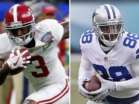 What can Calvin Ridley do better than Dez Bryant? Bucky Brooks explains