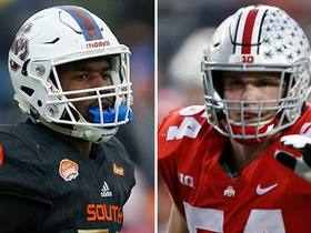 Watch: Darius Leonard, Billy Price among Bucky Brooks' Day 2 draft sleepers