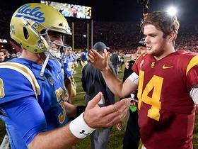 Watch: Reggie Bush: Josh Rosen is draft's best QB over USC's Sam Darnold