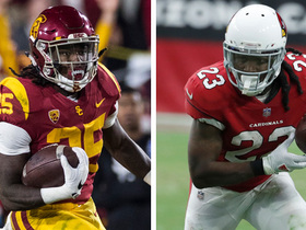 Watch: Ronald Jones II Pro Comparison: Chris Johnson