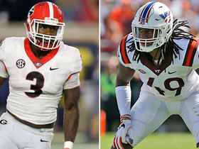 Watch: Tale of the Tape: Roquan Smith vs. Tremain Edmunds