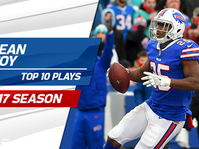 Watch: Top 10 LeSean McCoy plays | 2017 season