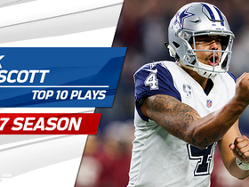 Watch: Top 10 Dak Prescott plays | 2017 season