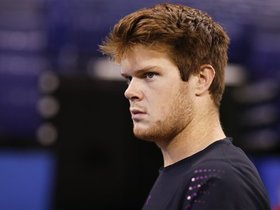 Watch: Kyle Brandt: Sam Darnold is not an Andrew Luck type prospect