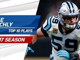 Watch: Top 10 Luke Kuechly plays | 2017 season