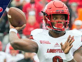 Watch: Why are the Texans working out Louisville QB Lamar Jackson?
