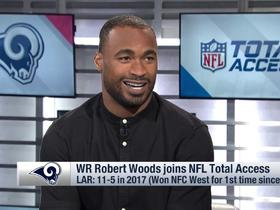 Watch: Robert Woods says Rams 'definitely' won the 2018 NFL offseason