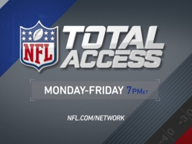 Watch: NFL Total Access Weeknights promo