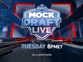 Watch: NFL Mock Draft Live promo