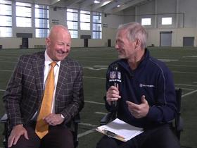Watch: Craig Bohl compares Allen, Wentz: One is like Peyton, other like Favre