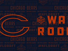 Watch: Bears' war room: Projecting Chicago's first three picks in the 2018 NFL Draft
