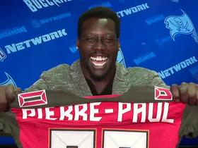Watch: Jason Pierre-Paul shares the moment he found out he was being traded