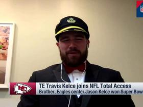 Watch: Kelce on Mahomes: 'This is not your typical situation where a rookie is thrown into the fire'