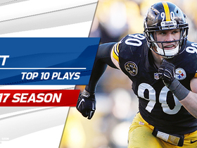 Watch: Top 10 T.J. Watt plays | 2017 season