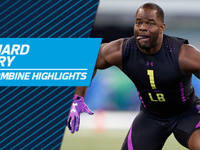 Watch: Genard Avery's full 2018 NFL Scouting Combine workout