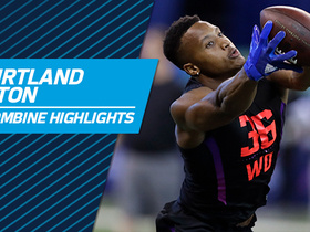 Watch: Courtland Sutton's full 2018 NFL Scouting Combine workout