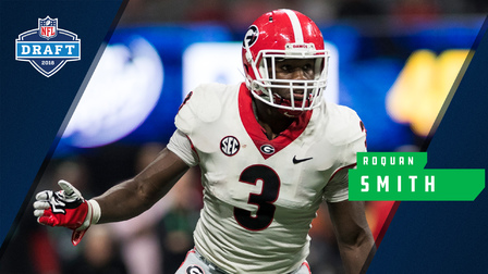 Dude is Awesome: Roquan Smith's College Highlights