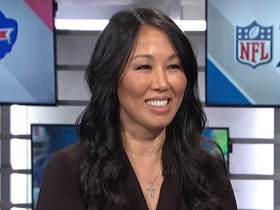 Watch: Kim Pegula talks about the Bills' 2017 playoff run, 2018 draft plans