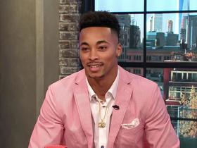Watch: Anthony Averett: Deion Sanders was my idol growing up