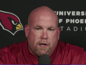 Watch: Steve Keim: It can be 'crippling' to trade up for a QB in the draft
