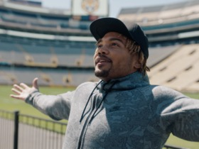 Watch: Rolling with the Rookies: Derrius Guice