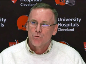 Watch: John Dorsey explains what he's looking for in a QB