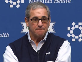 Watch: Gettleman on Barkley: 'He's one of those guys that my mother could have scouted'