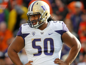 Watch: Do the Seahawks have a chance of landing Vita Vea?