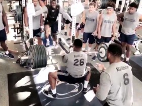 Watch: Unbelievable workout videos from 2018 draft prospects