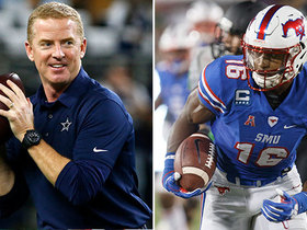 Watch: How likely are the Cowboys to draft a WR at No. 19?