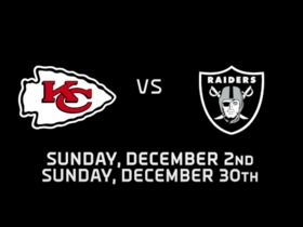Watch: Schedule Release Trailer: Chiefs vs. Raiders
